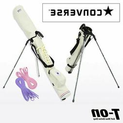 Converse Caddy Bag Self-Standing Club Case With Hood Replace