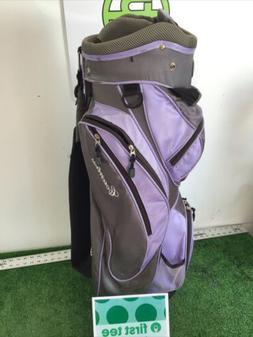 PowerBilt Countess Ladies Golf Cart Bag W/ Rain Hood