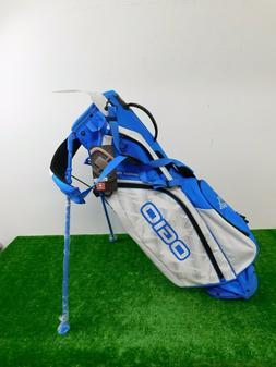 OGIO Custom Cirrus MB Stand Bag CC Logo W Rain Hood Burst Bl