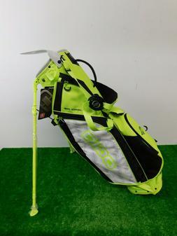 OGIO Custom Cirrus MB Stand Bag CC Logo W Rain Hood Bolt Gre
