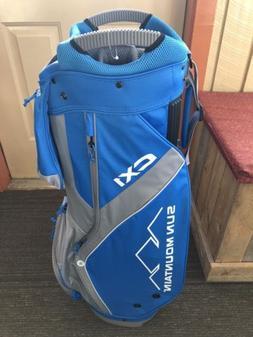 cx1 golf bag cart bag 15 way