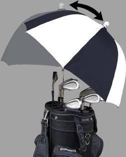 RainStoppers 34-Inch Deflector Golf Bag Umbrella