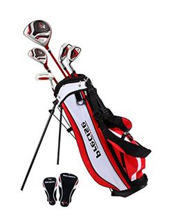 Precise Distinctive Right Handed Junior Golf Club Set for Ag