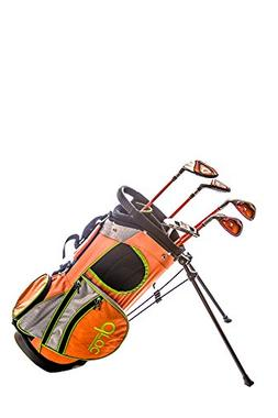 Droc - Mica Series 5 Pcs Golf Club Set + Golf Bag Ages 3 - 6