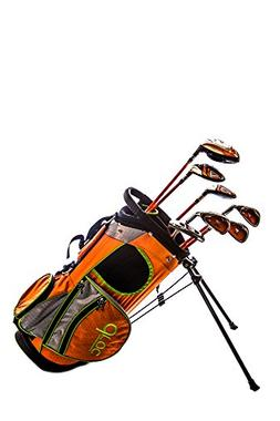 Droc - Mica Series 7 Pcs Golf Club Set + Golf Bag Ages 3 - 6