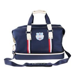Durable Boston Bag f/ Golf Clothing & Shoes Sport Training G