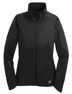 OGIO Endurance Performance Outerwear Hoodie Black/GRAY Women