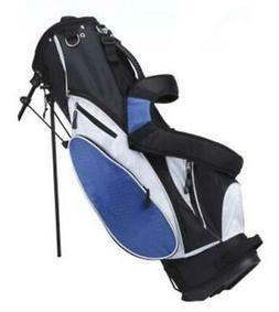 Precise ES Lightweight 6-Way Divider Golf Stand Bag w/ Hood