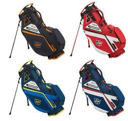 Wilson EXO Golf Stand Bag 2019 - Choose Color!