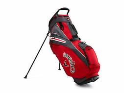 Callaway Fairway 14 Stand Golf Bag 2020 - Red/Charcoal