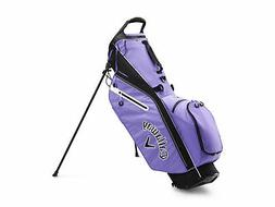 Callaway Fairway C Double Strap Stand Golf Bag 2020 - Lilac/