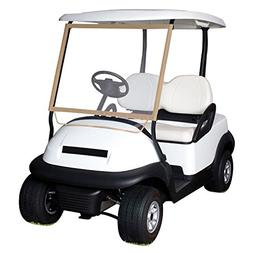 Classic Accessories Fairway Deluxe Portable Golf Cart Windsh