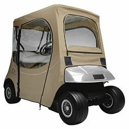 Classic Accessories Fairway Golf Cart FadeSafe Enclosure For