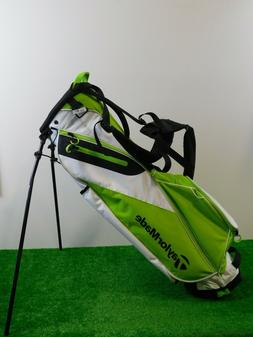 Taylormade Flex Tech Lite Golf Stand Bag 4-Way W Rain Hood G