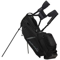 TaylorMade FlexTech Crossover Golf Stand Bag Black 2017 Carr