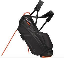 TaylorMade FlexTech Crossover Stand Golf Bag Black/Orange
