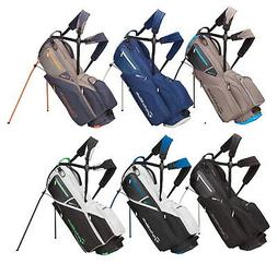 TAYLORMADE FLEXTECH CROSSOVER STAND GOLF BAG MENS - NEW 2021