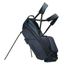 New TaylorMade FlexTech Crossover Stand Golf Bag Titanium/Bl