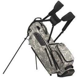 flextech golf stand bag camo