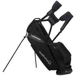 TaylorMade FlexTech Lite Golf Stand Bag Black 2017 Carry Bag