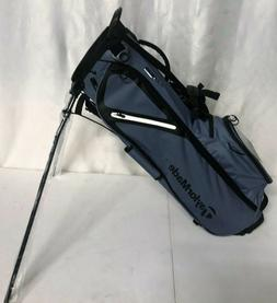 TaylorMade FlexTech Lite Stand Bag - Charcoal Black - New Go