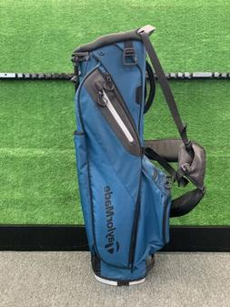 Taylormade Flextech Lite Stand Bag Teal/Gray, White, Red