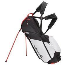 TaylorMade Flextech Lite Stand Golf Bag - New 2021 - Grey Co