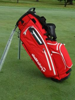 TaylorMade Flextech Stand Bag Red 2017 NEW 8533