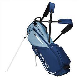 TaylorMade FlexTech Yarn Dye Stand Golf Bag 2020 Blue/Sapphi