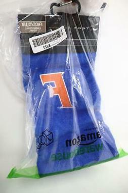 Florida Gators Face/Club Embroidered Towel
