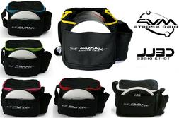 FREE SHIP!!! MVP Cell Starter Disc Golf Bag 10-12 Discs - 6