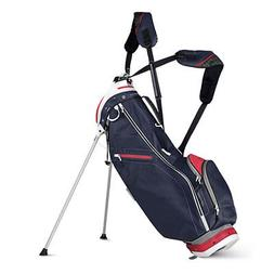 Sun Mountain Front 9  Stand Bag - Navy / Rio / White -CLOSEO