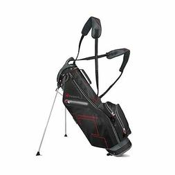 Sun Mountain Front 9 Stand Bag Golf Carry 2017 Gunmetal/Blac