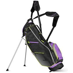 Ladies Sun Mountain Front 9 Stand Bag Golf Carry 2017 Orchid