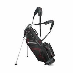 Sun Mountain Front 9 Stand Golf Bag Gunmetal/Black/Red
