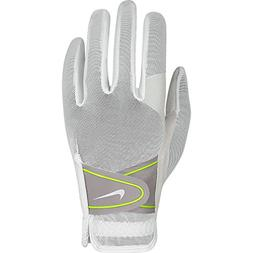 Nike GG0474 107 Women's Summerlite Golf Glove, Medium-Large,
