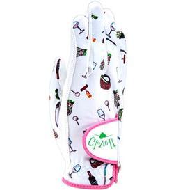 Glove It Wine and Nine Ladies Golf Glove