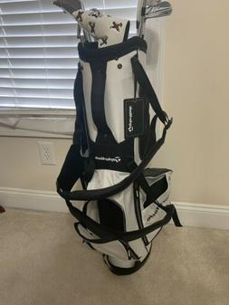 TaylorMade Golf 2017 TM Stand Bag 5.0 NEW