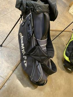 TaylorMade Golf 2017 TM Stand Bag 5.0 Grey/white
