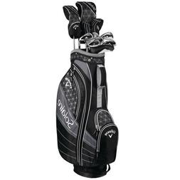 Callaway Golf 2018 Solaire Package Set, 11 Piece, Black, Rig