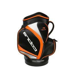 Cobra Golf 2019 Den Caddy Miniature Staff Bag with 2 Zippere