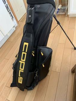 Cobra Golf 2019 Tour Crown Stand Bag 6 Pounds 4 Way Top Tour