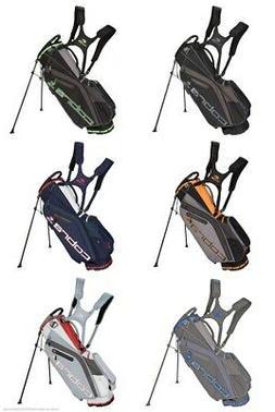 Cobra Golf 2019 Ultralight Stand Carry Bag 4.5 LBs 5 Way Top
