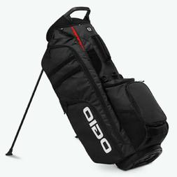 OGIO GOLF 2020 CONVOY SE 14 STAND BAG BLACK 14-WAY TOP, 11 P