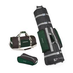 golf 3 piece travel set w cover