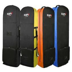 Golf Air Travel Bag Wheels Carry Foldable Flight Consignment
