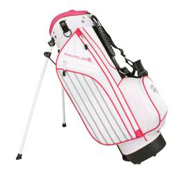 Orlimar Golf ATS Junior Girl's Pink Golf Stand Bag