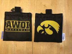 GOLF BAG ACCESSORIES POUCH CADDY - Iowa Hawkeyes