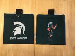 GOLF BAG ACCESSORIES POUCH CADDY - Michigan State Spartans