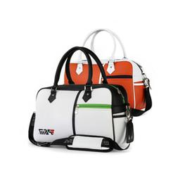 PGM Golf Bag Sports Clothes Shoes Bag Men Women Double-deck
